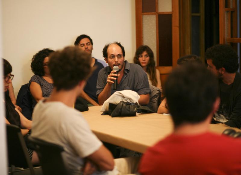 Conversadera con artistas: Encuentros con lo monstruoso