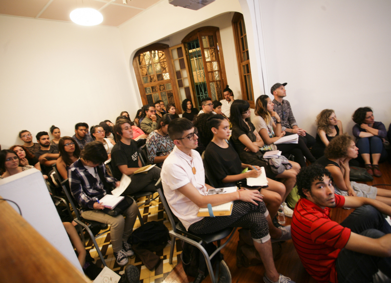 SEMINARIO – Pedagogías radicales en las prácticas artísticas: activando otros afectos y nuevos imaginarios.