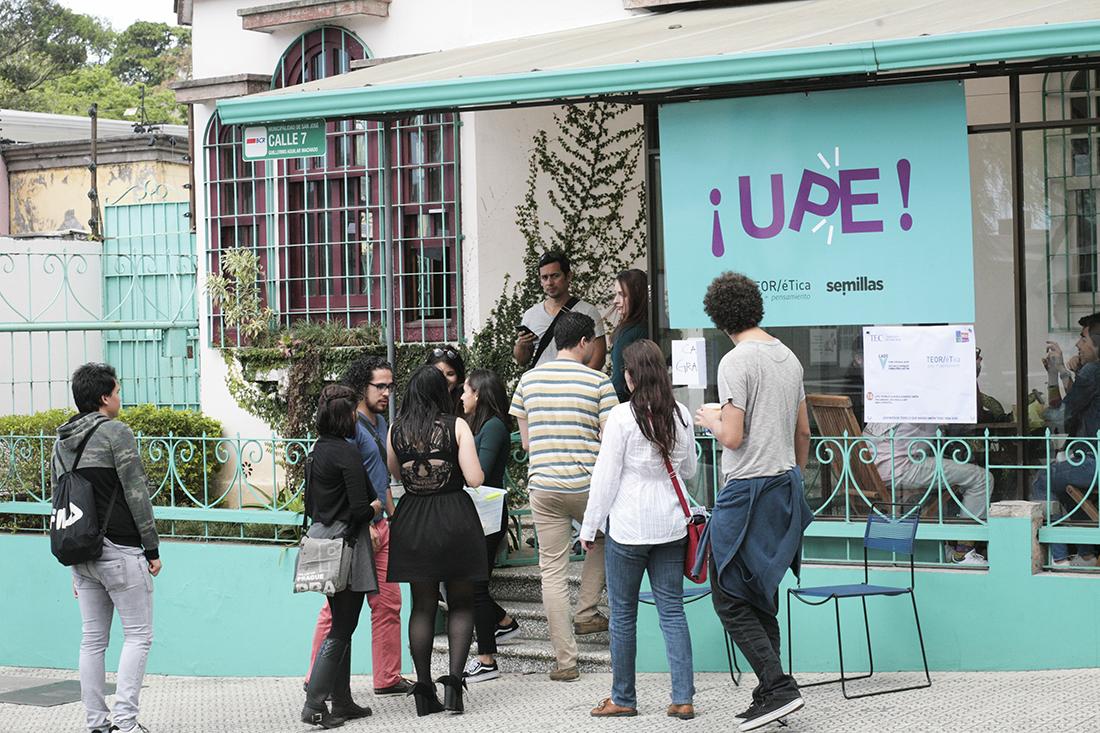 ¡UPE! – Evento AMÓN Cultural –