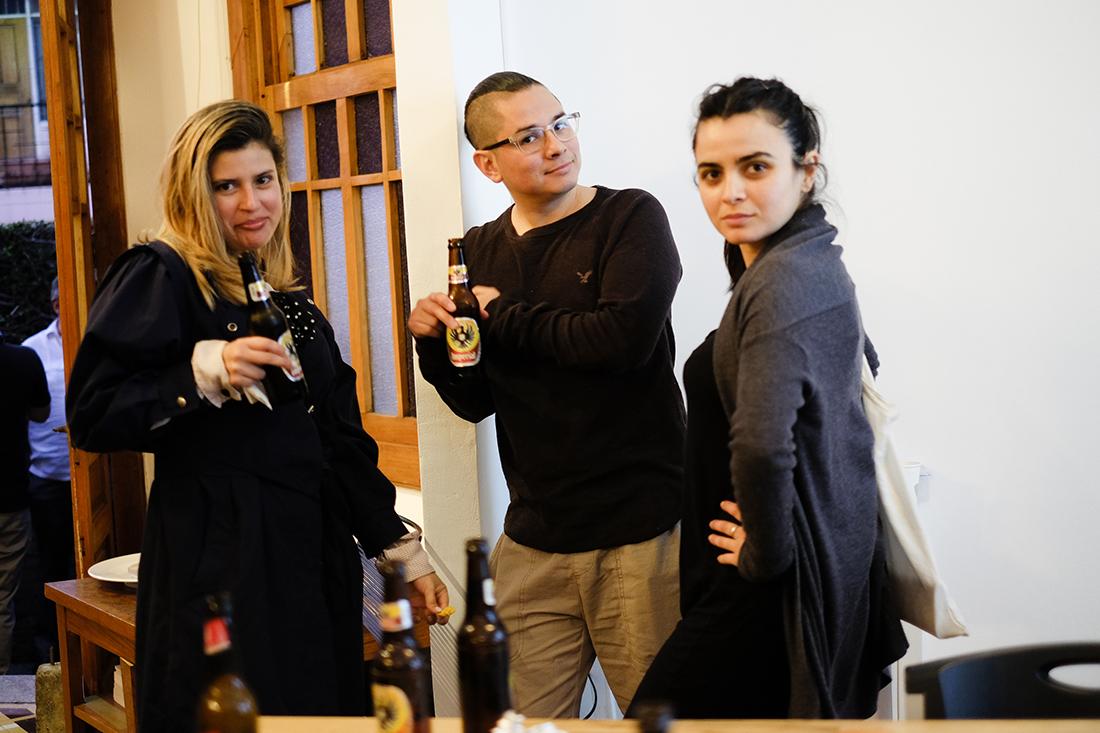 CASA ABIERTA – TEOR/éTica 2018