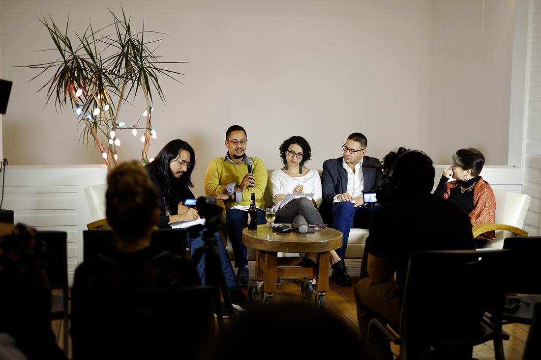 PRESENTACIÓN: Escrituras Locales Vol III – Certezas Vulnerables de Rosina Cazali