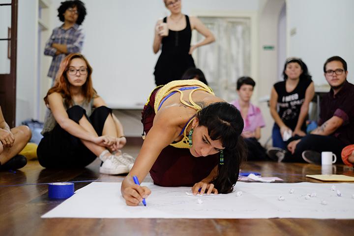 TALLER – Arte para flexibilizar la educación
